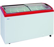 Морозильный ларь Italfrost ЛВН 500 Г (СF 500 C) (красный)
