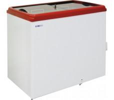 Морозильный ларь Italfrost ЛВН 300 П (СF 300 F) (красный)