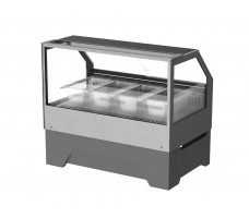 Холодильная витрина CARBOMA ICE CREAM ВХН-0,9