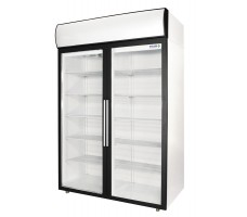 Фармацевтический холодильный шкаф Polair ШХФ-1,0 ДС