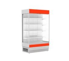 Пристенная витрина Cryspi Alt 1350 Д